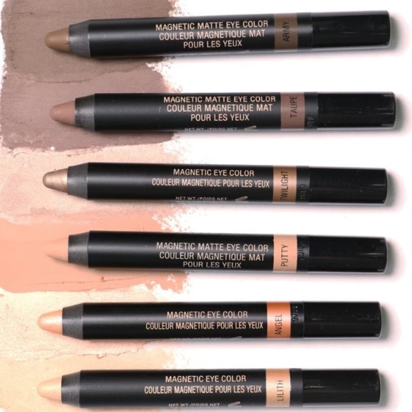 Nudestix Makeup Nudeartist Box For Eyes New Poshmark